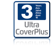 3 Year warranty available with this printer