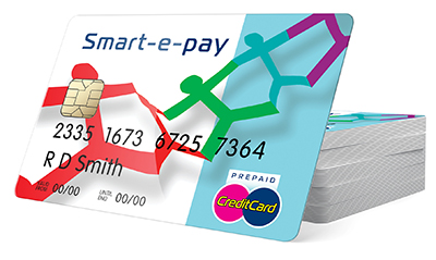 Print ID cards or payment card in high volumes