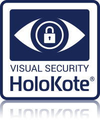 HoloKote Visual Security logo