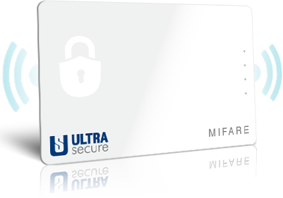 Ultrasecure Mifare compatible cards