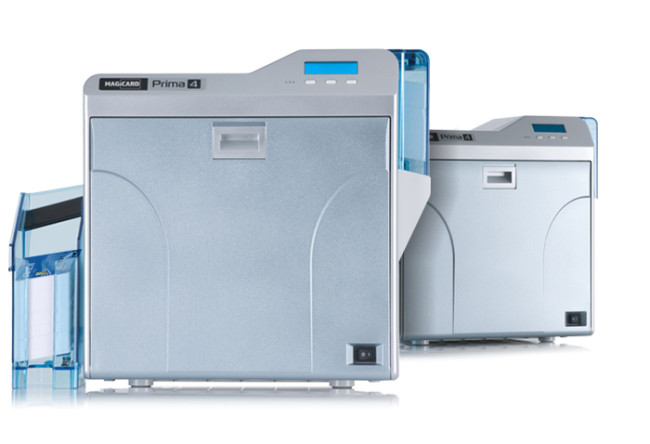 Prima 4 retransfer card printing