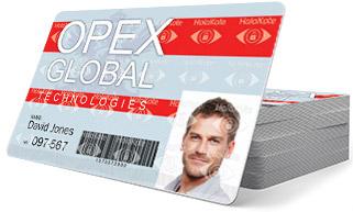 Professional ID card printing