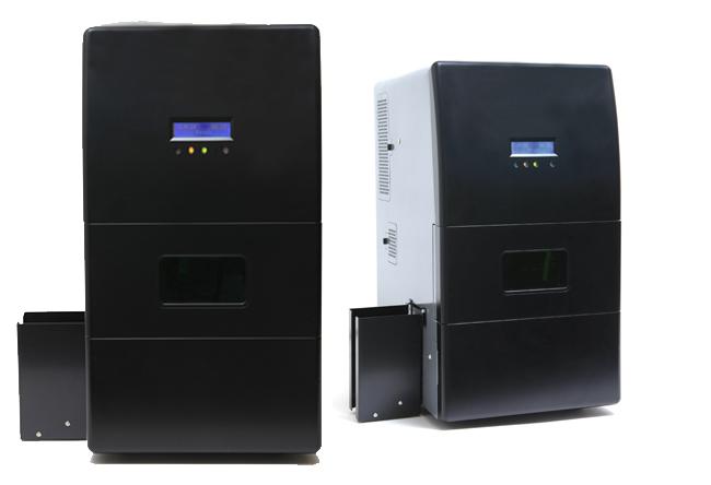 ID card laser engraving unit